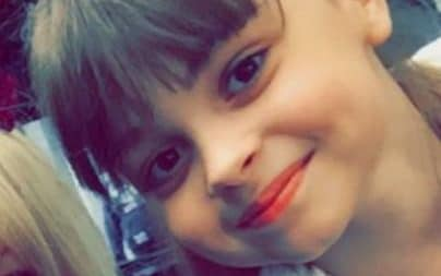 Saffie Rose Roussos 8 yrs old killed