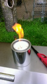 PAINT CAN ALKY DAY BURN